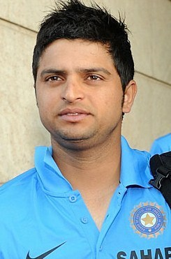 Suresh Raina denies dating Anushka Sharma