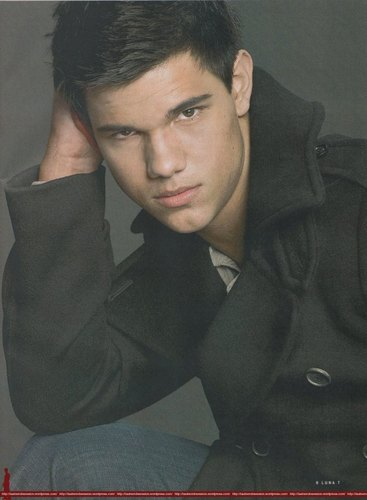 Taylor Lautner wallpaper containing a business suit and a suit entitled TAY