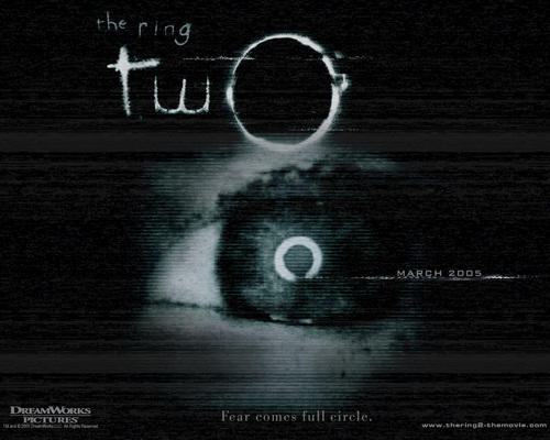 Asian Horror 映画 壁紙 probably containing a sign called The Ring