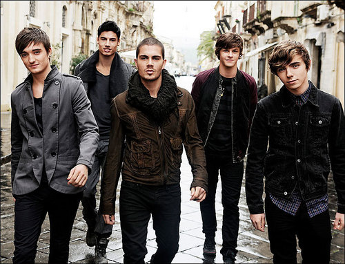 The Wanted! - the-wanted Photo