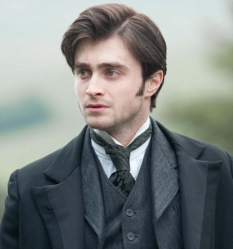 Daniel Radcliffe wallpaper possibly with a well dressed person, a business suit, and a suit entitled The Woman in Black (2011)