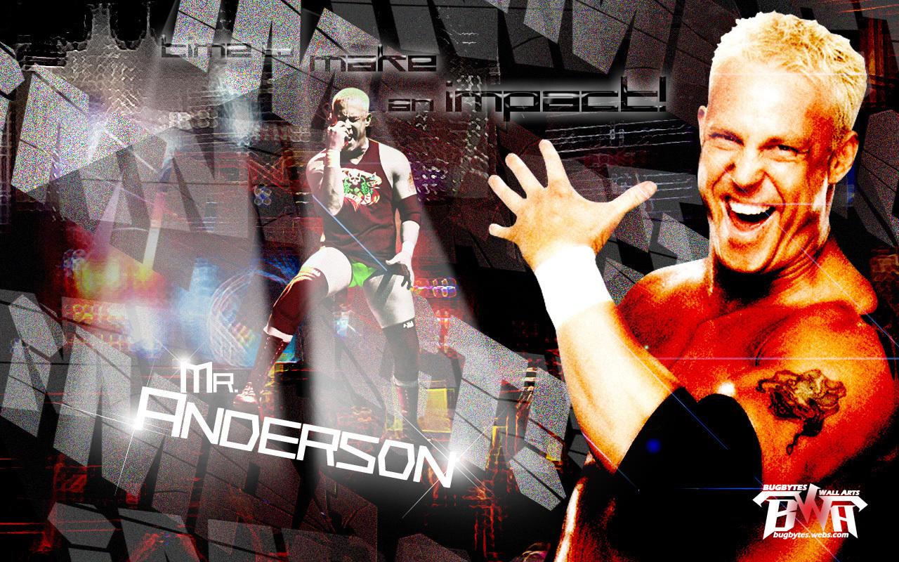 TNA Mr. Anderson