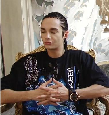Tom En Entrevista Vogue