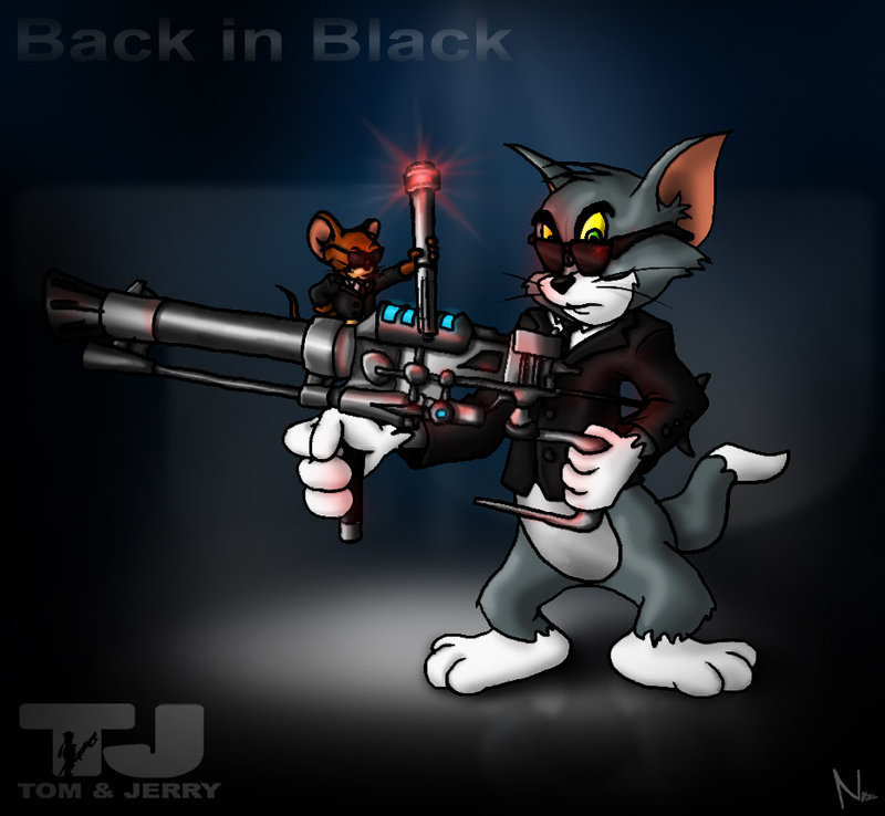 Tom and jerry MIB