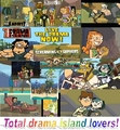 Total Drama Island Lovers