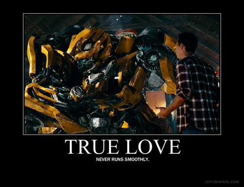 True l'amour Motivational