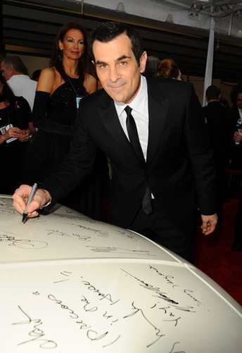 Ty @ the 67th Annual Golden Globe Awards