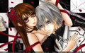 VK XIV - Only Love - vampire-knight-yuki-zero fan art
