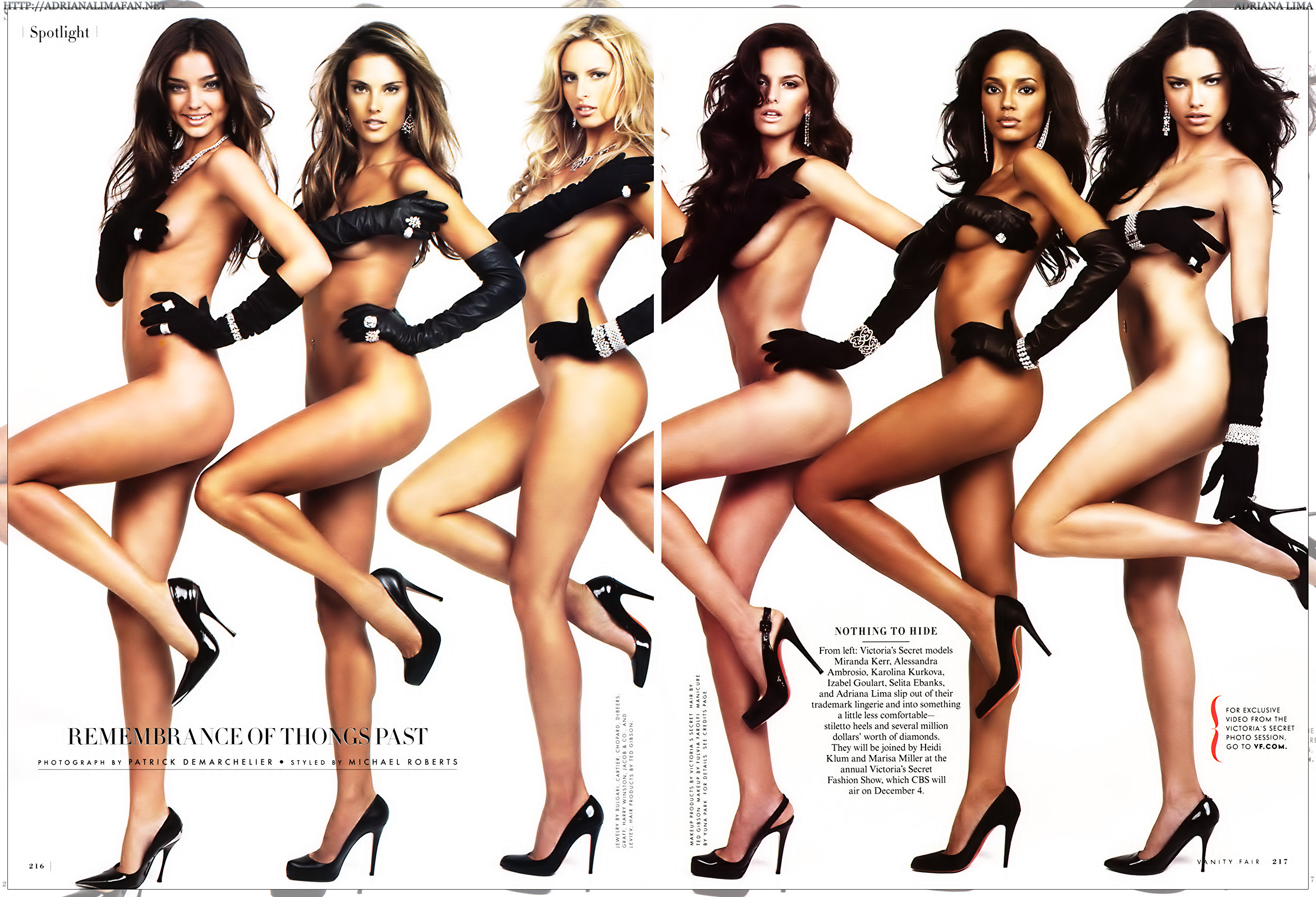 Victoria's Secret Angels - Victoria's Secret Angels Photo ...