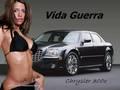 vida-guerra - Vida Guerra's Sexy body wallpaper