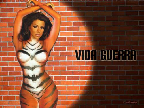 Vida Guerra wallpaper called Vida Guerra