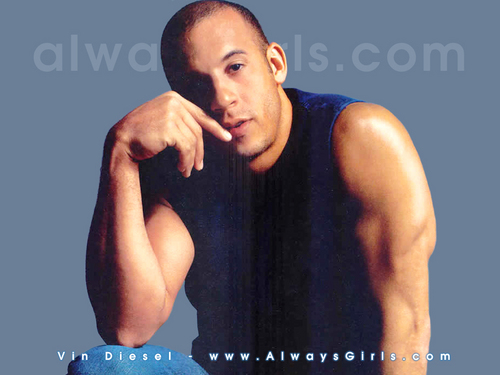 Vin Diesel fond d'écran with a six pack, a hunk, and skin entitled Vin Diesel