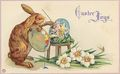 Vintage Bunnies & Easter Cards - vintage fan art