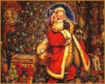 Image result for vintage  christmas cards