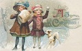 Vintage Christmas Cards  - vintage fan art