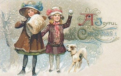 Vintage Christmas on Pinterest | Vintage Christmas Cards ...