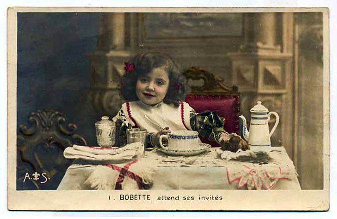 Tea Party Vintage