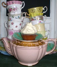 Vintage teh Party