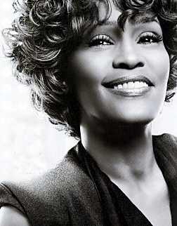 Whitney Houston wallpaper probably containing a portrait called Whitney