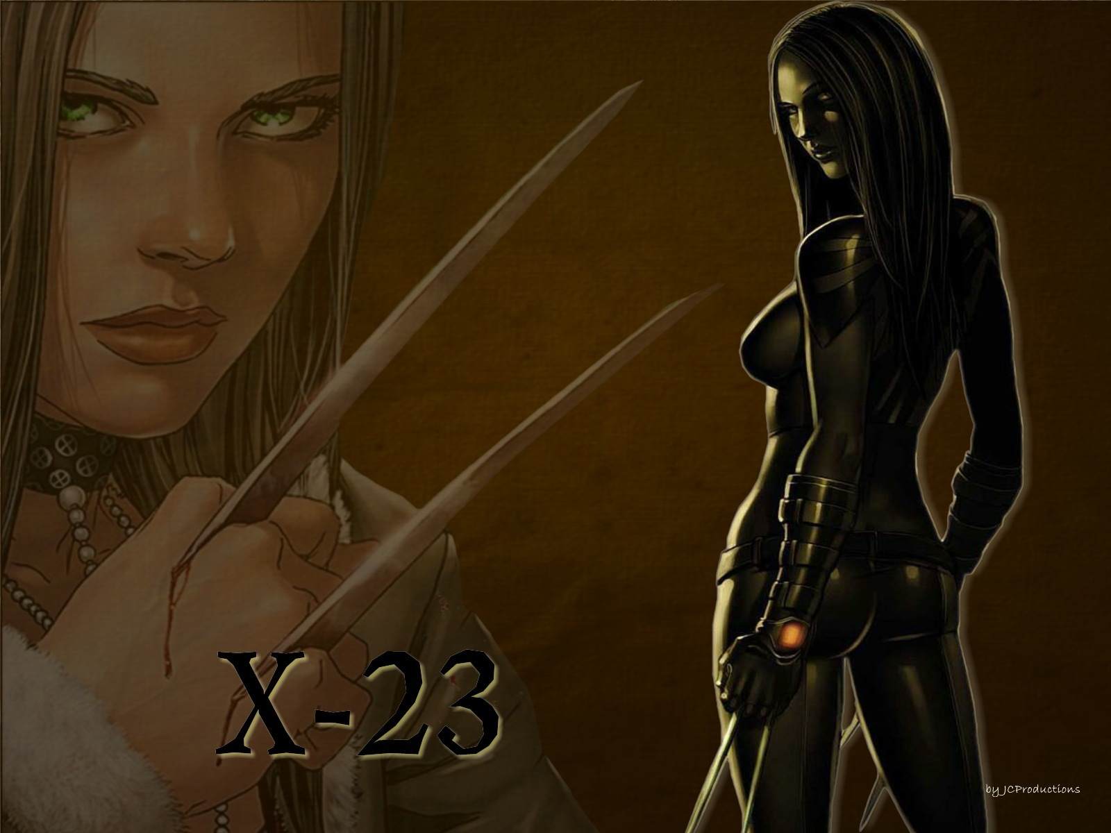 X 23 Marvel Superheroines i...