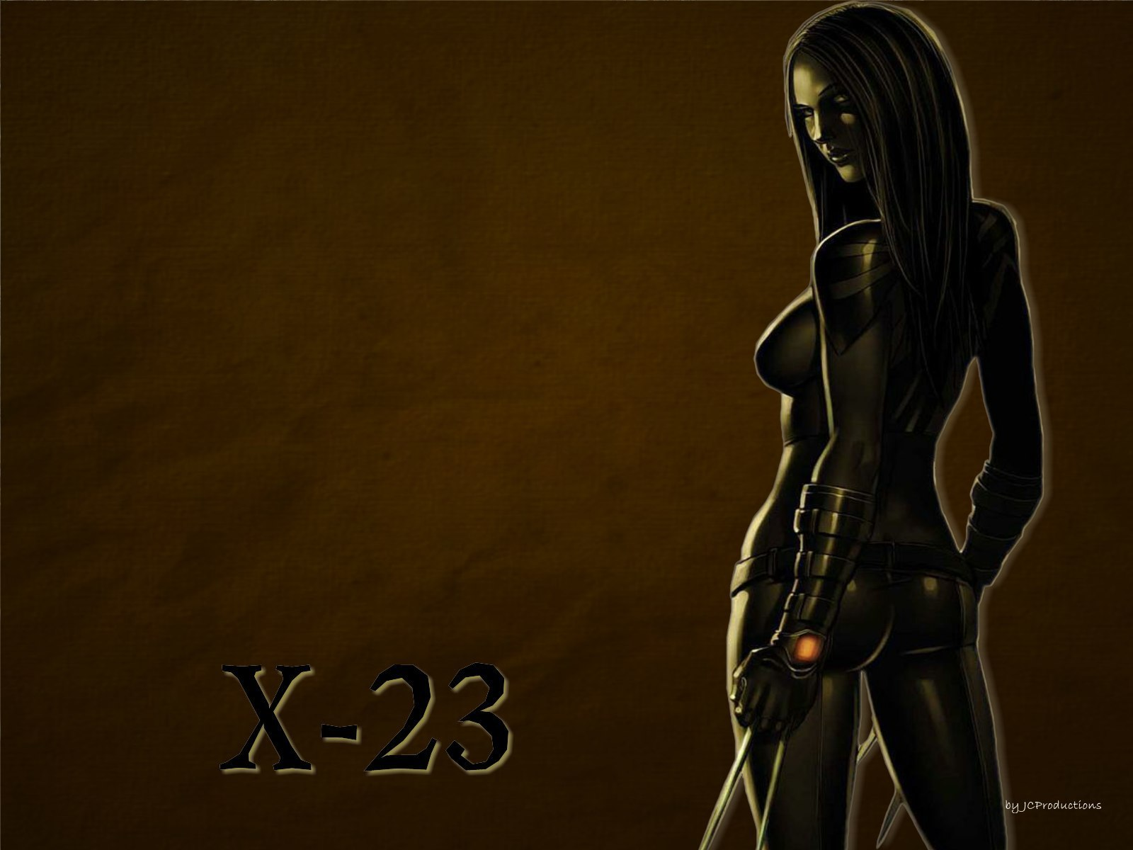 Marvel Superheroines X-23X 23 Marvel Wallpaper