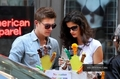 Xavier Samuel in Manhattan - xavier-samuel photo