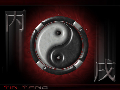 Akimamg Images Yin And Yang Hd Fond D Ecran And Background Photos