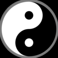 Yin and yang - akimamg photo