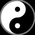 Yin and yang - akimamg photo