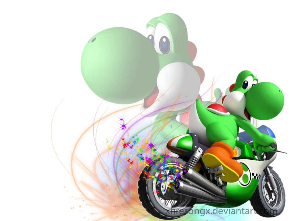 Yoshi images Yoshi! HD wallpaper and background photos