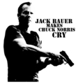 Jack Bauer Makes Chuck Norris Cry - 24 photo