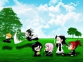 bleach funny cute chibi - bleach-anime photo