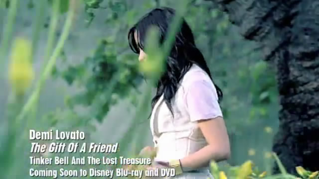 Demi Lovato demi lavato .....gift of a friend