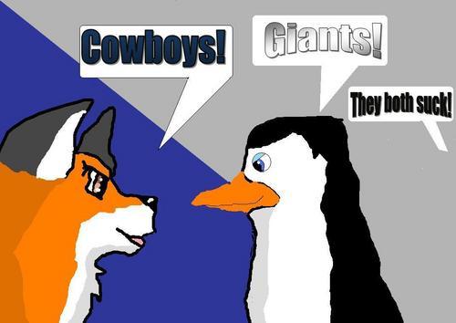 football arguement