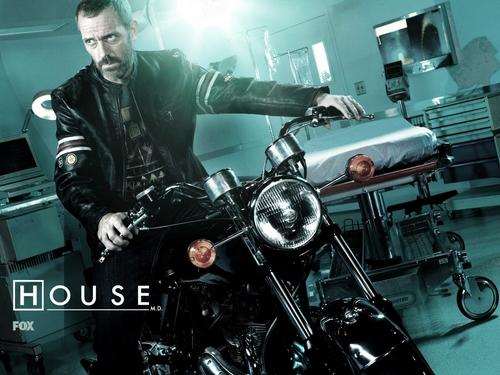 house md Обои
