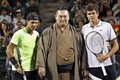 rafa and sumo - rafael-nadal screencap