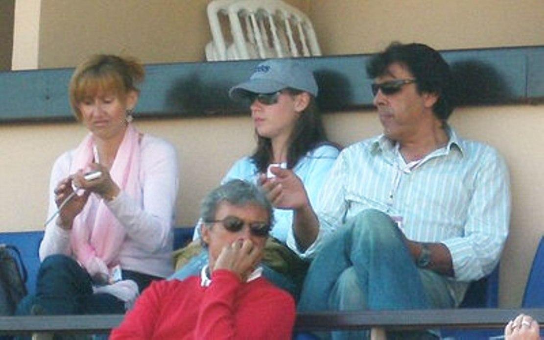 rafa parents and sister - Rafael Nadal Photo (16198042 ...