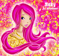 roxy new anime style - winx-club-roxy photo