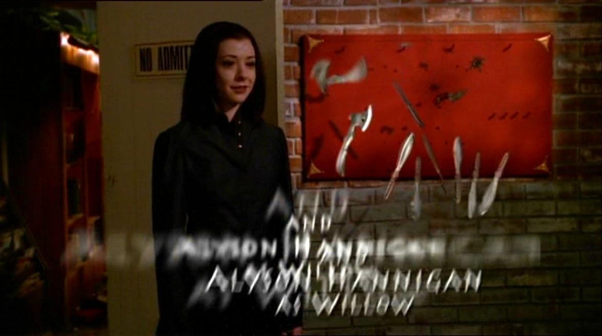 season 7 opening credits