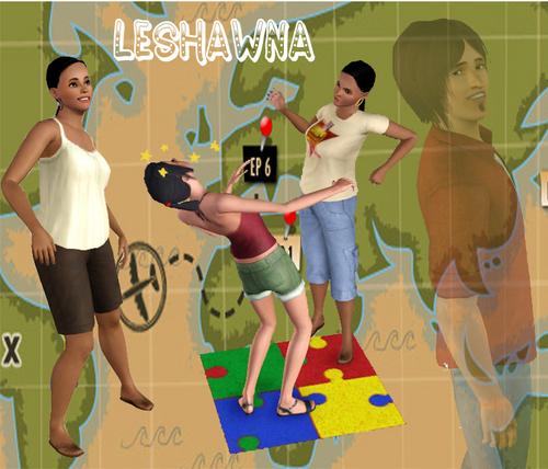 sims 3 leshawna
