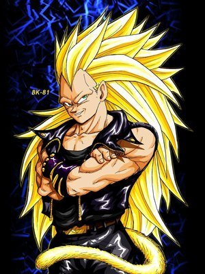 Dragon Ball Z wallpaper containing Anime titled vegeta