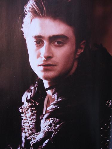 Daniel Radcliffe Dazed Confused magazine photoshoot