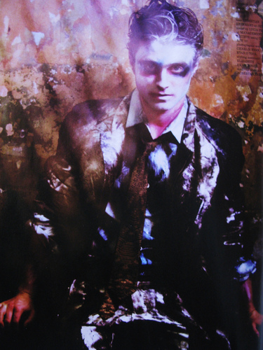 Daniel Radcliffe Dazed Confused magazine photoshoot