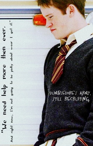 """Dumbledore's Army, Still Recruiting"" - a fanfic"