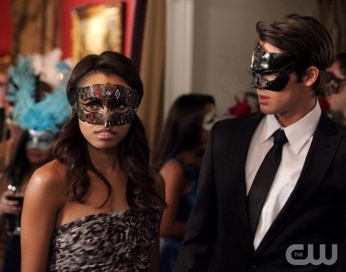 """Masquerade"" TVD With Bonnie"