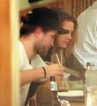 10/10/1910 - Robsten dinner at a Japanese restaurant - robert-pattinson-and-kristen-stewart photo