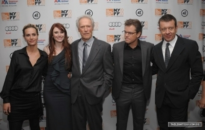 "48th New York Film Festival Closing Night - ""Hereafter"""