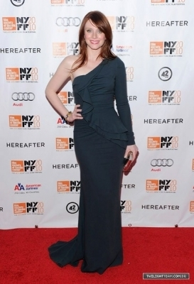 "48th New York Film Festival Closing Night - ""Hereafter"""