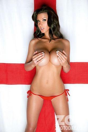Wanita cantik kertas dinding containing a bikini entitled Alice Goodwin