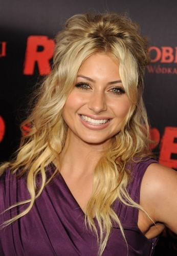 "Aly Michalka at the ""Red"" LA Premiere"